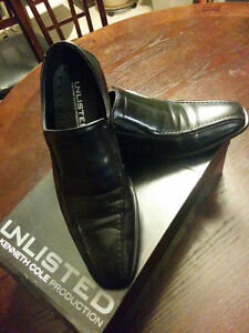 Leather shoes Kenneth Cole size 7.5