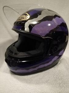 ANYNG Vintage Motorcycle Helmet SM
