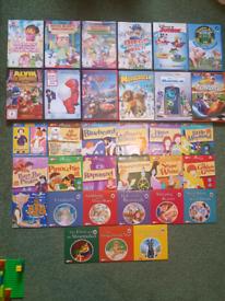 Childrens DVD/CD bundle