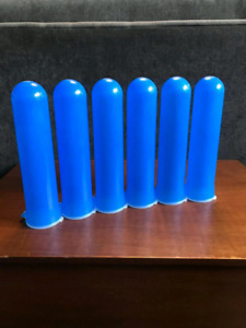 Paintball tubes