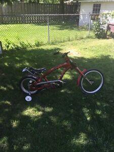 Boys Chopper II Bike