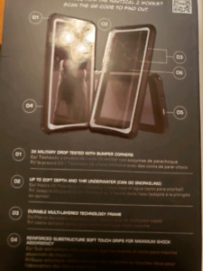 Note 9 case with built in screen protection