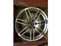 """Audi A4 19"""" alloy"""