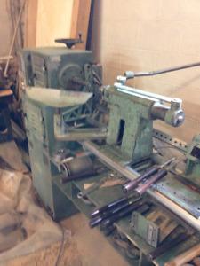Centauro Copy Lathe (Hydraulic) woodworking