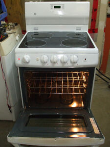 24 inch glass top stove