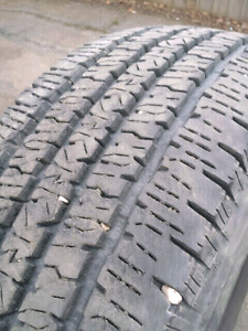 All season tires 275 70 R 18