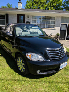 For sale 2006 PT cruiser limited edition