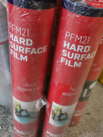 Hard surface film