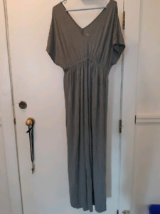 1 large dress and 2xl long skirt