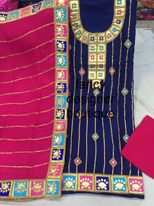 Punjabi suits #indian wear