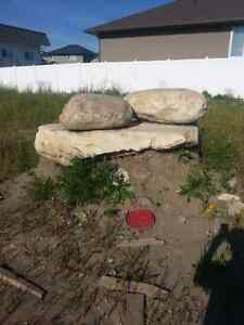 Rock for sale