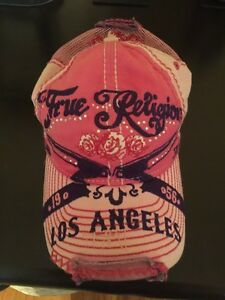 Ladies True Religion Hat - New Condition - Fits any size. Peterborough Peterborough Area image 1