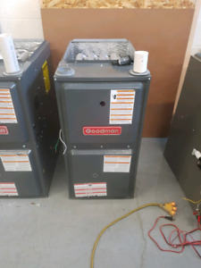 Used and New furnaces and used air conditioner