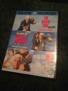 Naked Gun Trilogy DVD Set