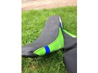 Kxf 250 seat and brand new seat cover