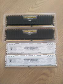 32 GB 2400Mhz DDR4