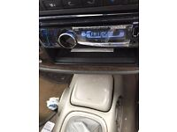 Car stereo with speakers