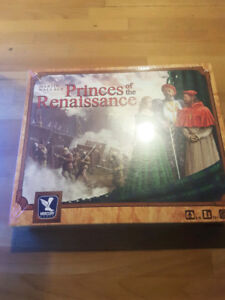 Princes of the Renaissance Board Game by Martin Wallace