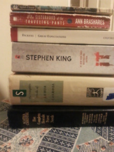 Classic reads from King, Christie, and Carroll