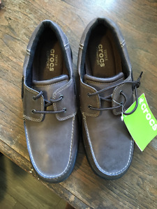 Mens Brand new Crocs loafers