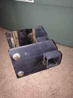 """2"""" trailer hitch for bumper mount"""