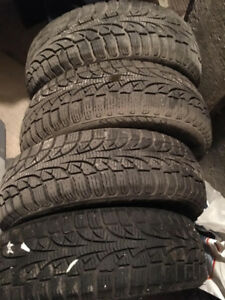4 Pirelli Winter Tires for Sale (Winter Carving Edge)