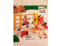 Plan toys dolls house furniture