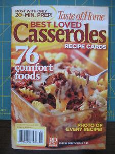 Taste of Home Cookbooks/Recipe Cards Prince George British Columbia image 9
