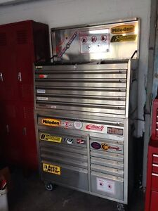 """Heavy Duty 42"""" Stainless Steel Tool Box / Chest"""