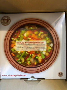 VitaClay Nourishing Stock Pot