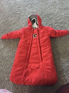 OFFICIAL NHL CALGARY FLAMES SNOWSUIT