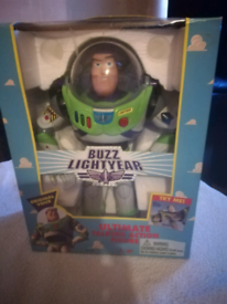 Buzz light-year,first edition colectable