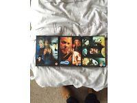 24 box set season 4,5,6