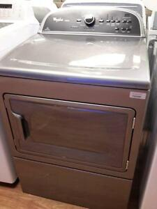 *** USED *** WHIRLPOOL CABRIO CHROME SHADOW DRYER   S/N:M42201997   #STORE523