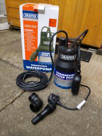 Draper submersible pump