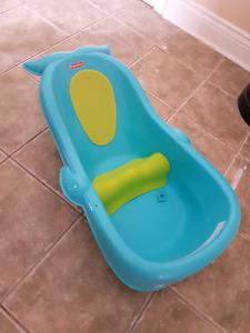 Whale Bathtub