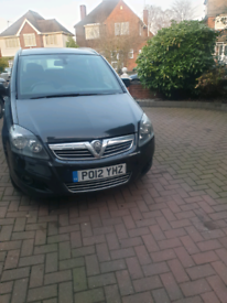 Very cheap and reliable vauxhall zafira for sale