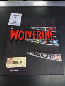 THE WOLVERINE FILES COLLECTBLE BOOK