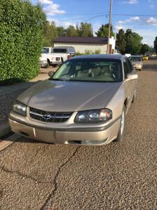 for sale 2003 Impala