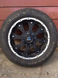 """Mag et pneu Ford ou Chevrolet 20"""""""