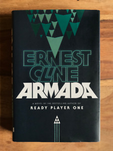 Armada by Ernest Cline - Hardcover $12