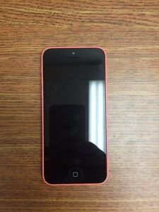 Unlocked iPhone 5C - Pink - 16GB