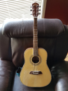Oscar Schmidt by Washburn Jr 6-string Acoustic Guitar (Weyburn)