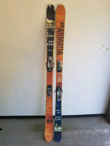 Armada Ar5 176cm Mens Used Skis (New Boots available)