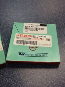 NEW Yamaha Piston Rings -Grizzly/XT/Roadstar Edmonton Edmonton Area image 1