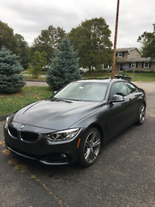 2016 BMW 428i Lease Take Over - $1500 Cash and $4000 tires