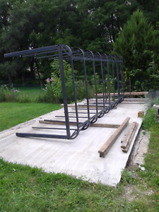 16 foot top for enclosed trailer (frame only)