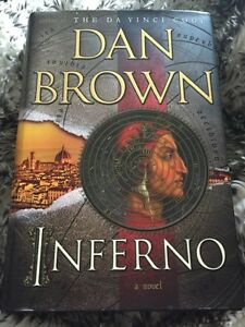 Inferno by Dan Brown London Ontario image 1