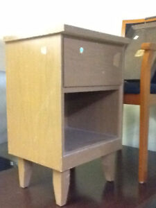 Kids end table or little night stand