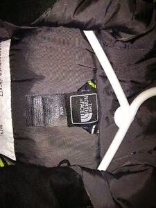 The North Face Girls winter Jacket and snow pants Stratford Kitchener Area image 3